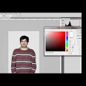Photo Background Change icon