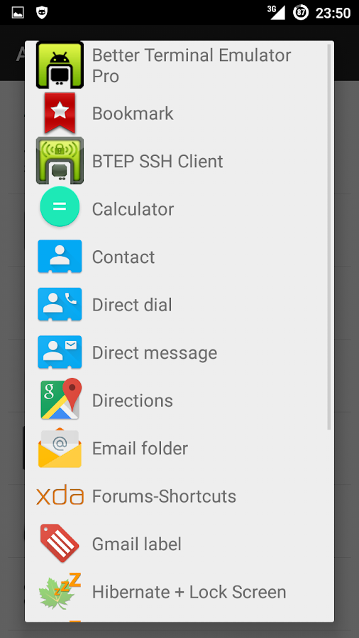 Xposed Additions Pro- screenshot