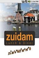 Screenshot of Zuidam Restaurant