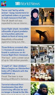 Daily Mail Online - screenshot thumbnail