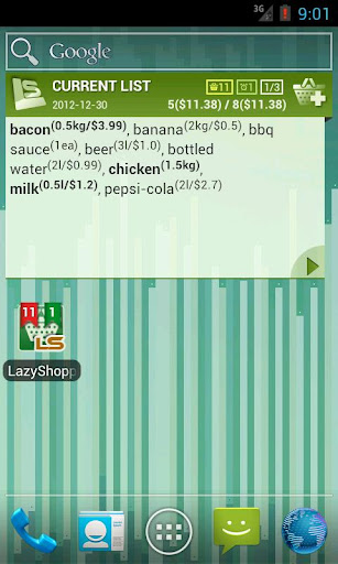 LazyShopper Widgets Apk Download Free for PC, smart TV
