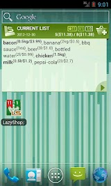 LazyShopper Widgets Apk Download Free for PC, smart TV