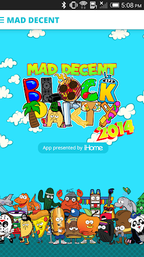MDBP App Presented by iHome