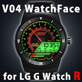 V04 WatchFace for LG G Watch R