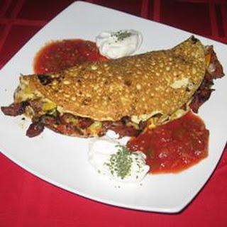 Gourmet Hangover Omelet