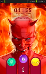 Devil God Go Locker Theme - screenshot thumbnail