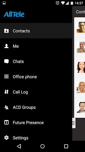 (APK) تحميل لالروبوت / PC AllTele Mobilklient تطبيقات screenshot