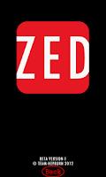 Screenshot of ZED - Zombie Splat
