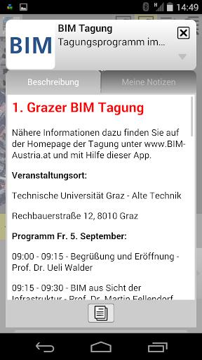 BIM Tagung Graz