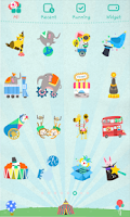 Screenshot of Our Village Circus Dodol Theme