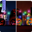 Halloween Live Wallpaper Light logo