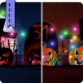 Halloween Live Wallpaper Light