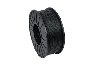 Black PRO Series ABS Filament - 1.75mm