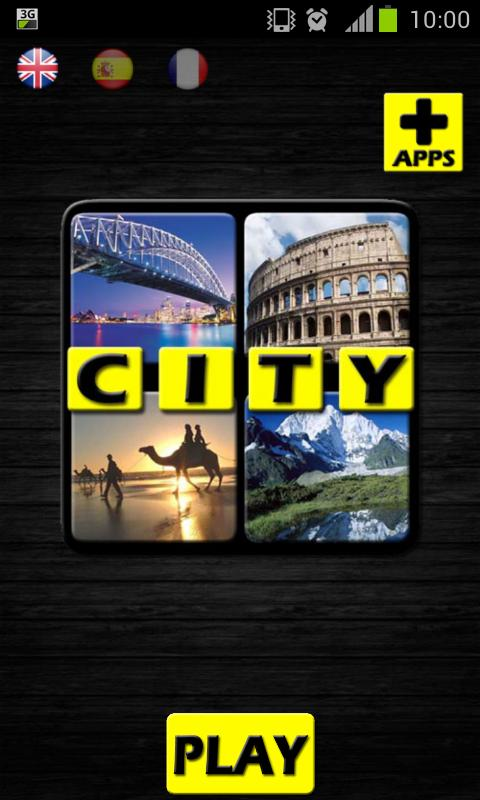 4 Pics 1 Word - City / Country- screenshot