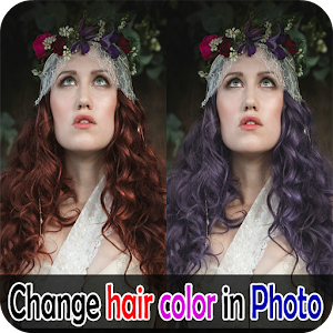 Change hair color in Photo - Android Apps on Google Play