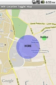 WiFi Location Toggle Screenshot 2