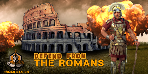 Defend From the Romans TD
