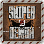 Sniper vs Demon