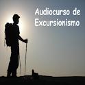 Audiocurso de Excursionismo logo