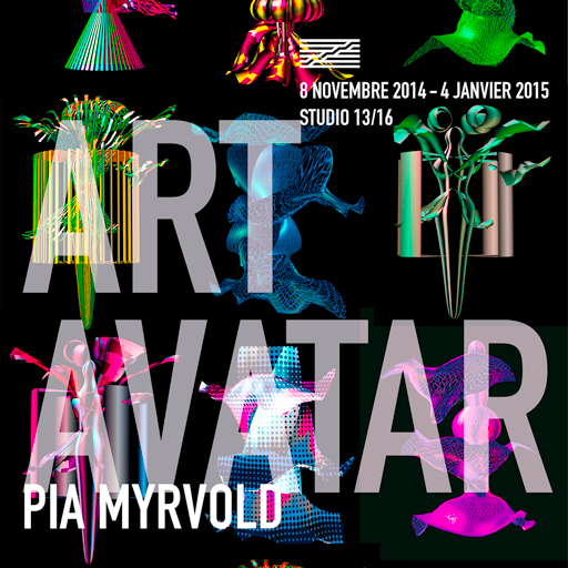 Art Avatar Pia Myrvold LOGO-APP點子