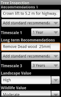 Tree Survey- screenshot thumbnail