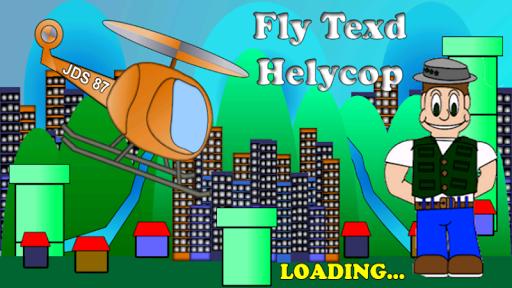 Flappy Texd Helycop JDS