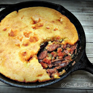 Red Beans and Cornbread.