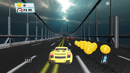 Traffic City Racer 3D 2.1 screenshot 1447449
