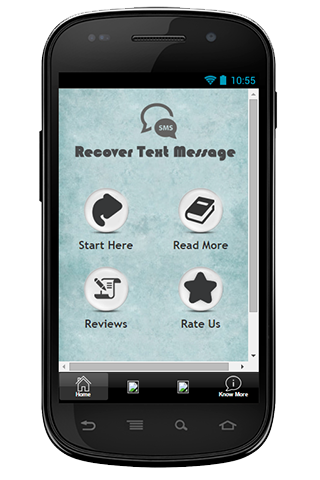 Recover Text Message - Guide