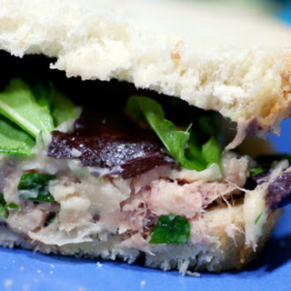 Tuscan Tuna and Bean Sandwiches