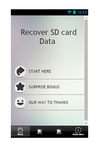 Recover SD Card Data Guide