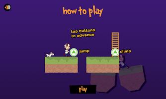 Screenshot of Run Boy, Dog! (Endless Runner)