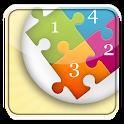 puzzle tile icon