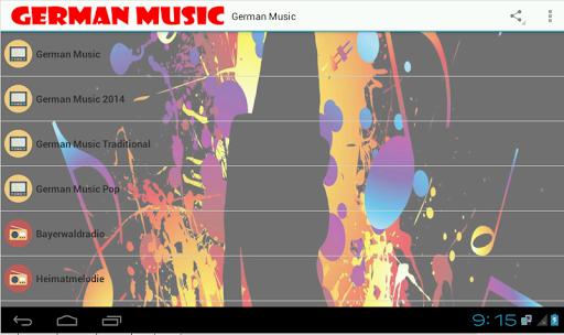 German Music and Radio