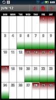 Screenshot of Police Scheduler
