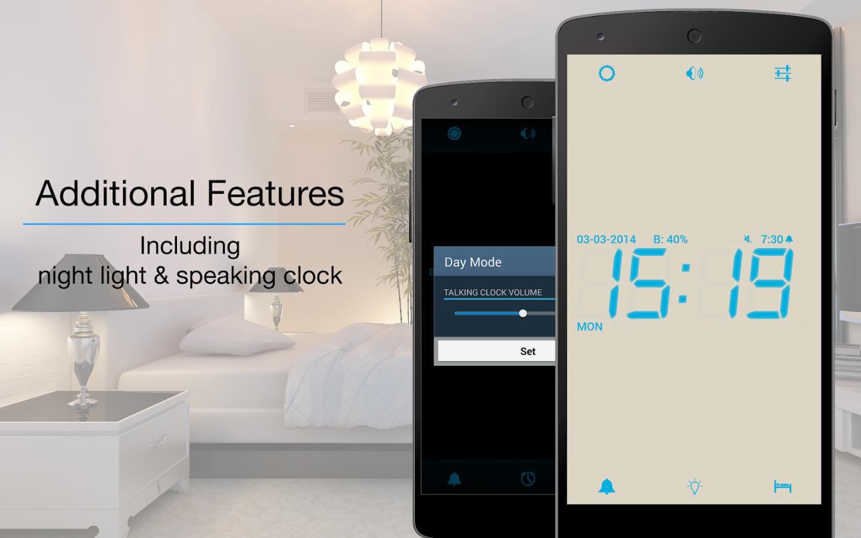 Digital Alarm Clock - screenshot