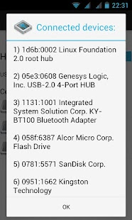Alcatel OT-993D OTG Enabler - screenshot thumbnail