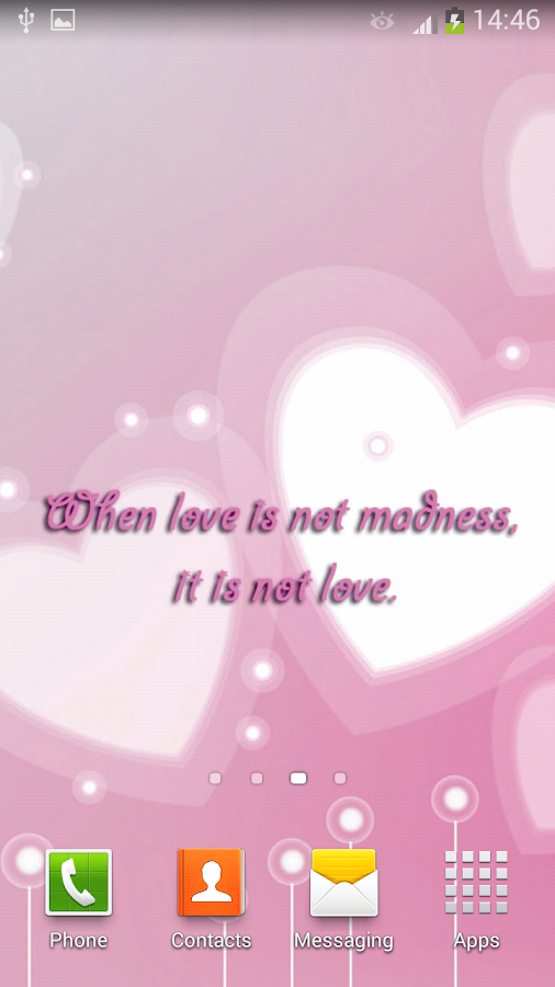 Love Quotes Girly Wallpaper : Love Quotes Girly Wallpapers - Android Apps on Google Play