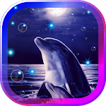 Dolphins Sounds live wallpaper