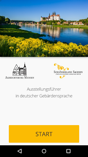 Albrechtsburg Führung in DGS