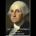 Life of George Washington – 3 logo