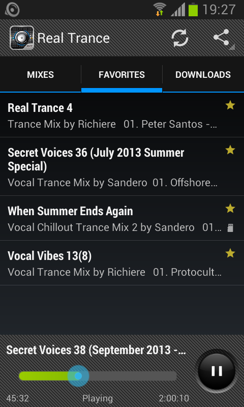 Real trance dj mixes android apps on google play for Google terance