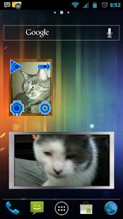 AndroFrame Photo Widget Free - screenshot thumbnail