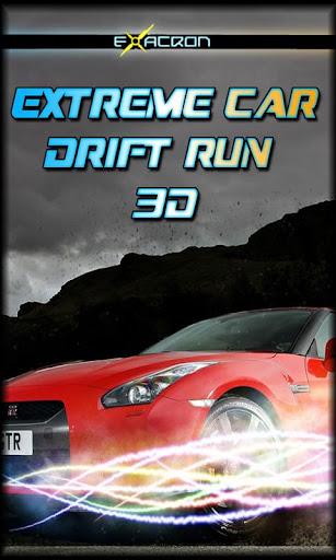 Extreme car drift run 3D