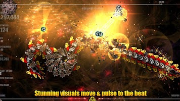 Screenshot of Beat Hazard Ultra (Demo)