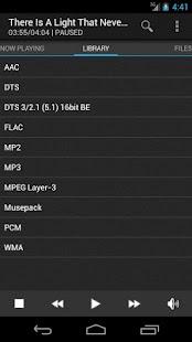 foobar2000 controller PRO- screenshot thumbnail