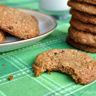 Toll House Chocolate Chip Cookies (gluten free, dairy free, soy free)