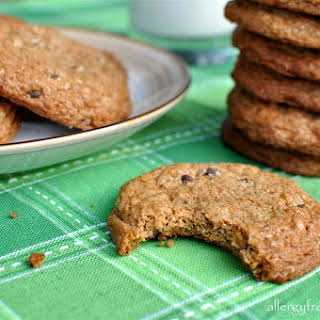 Toll House Chocolate Chip Cookies (gluten free, dairy free, soy free).