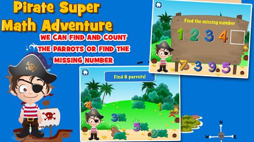 【免費教育App】幼儿园数学:海盗小子-APP點子