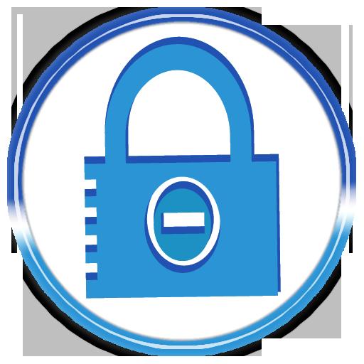 應用程序鎖(應用程序儲物櫃) 工具 App LOGO-硬是要APP